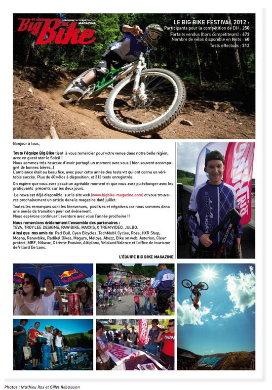 2012-06-23-Big Bike Fest newsletter