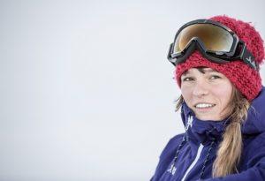 Blandine Briere ski
