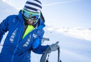 Gilles Reboisson ski