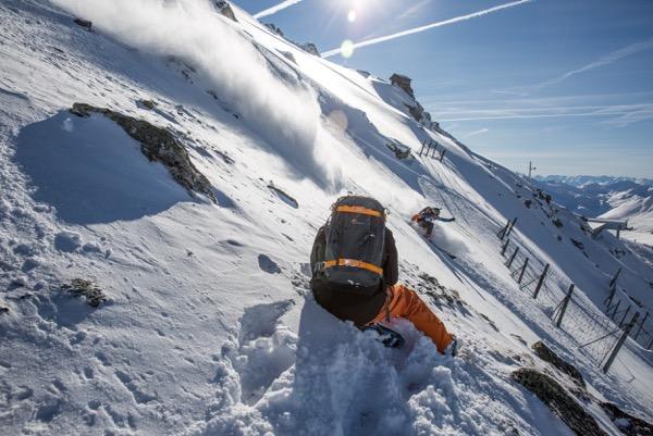 Steph Pion ski