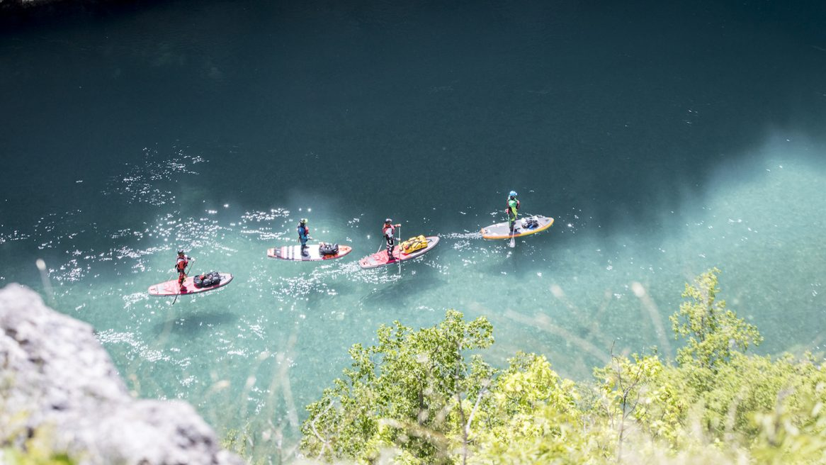 Tara SUP Project – A Stand Up Paddle Adventure