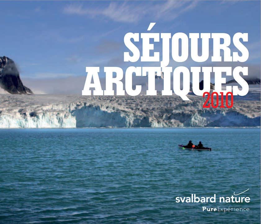 2013-05-30-Brochure Svalbard Nature