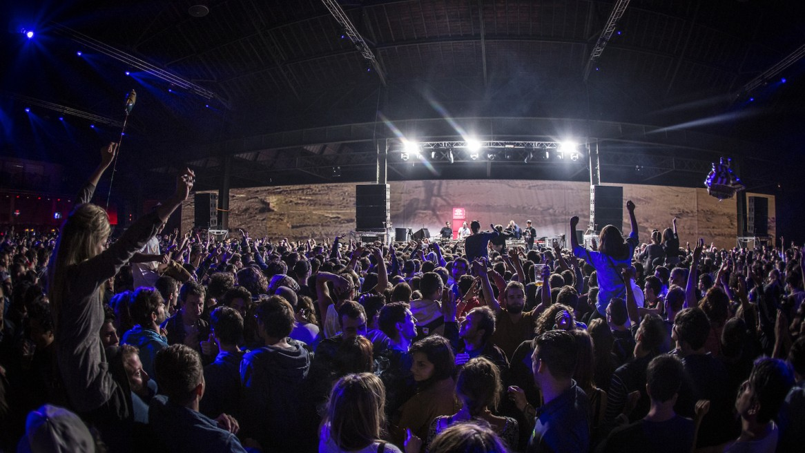 Nuits Sonores Red Bull Music Academy