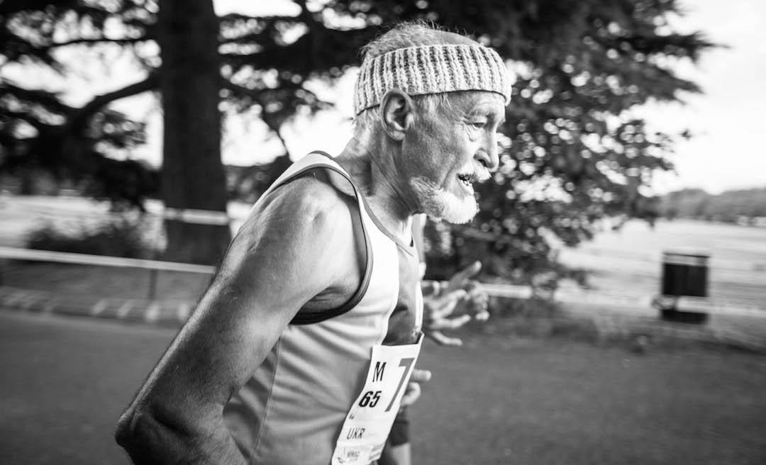 Pas d'age pour courir